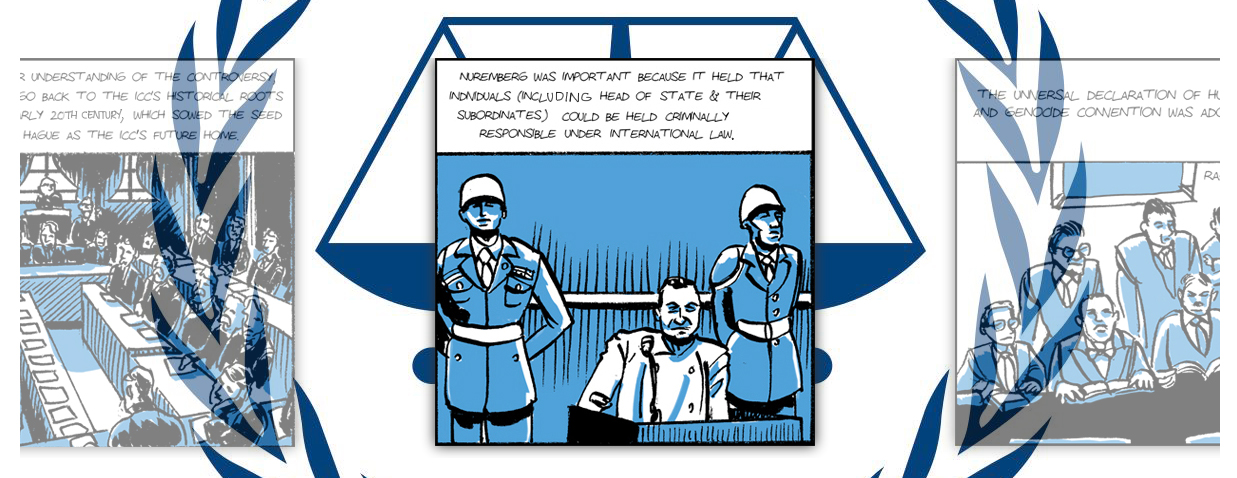 New Interactive Comic on the ICC goes live on Cartoon Movement on Weds, and vote for my ONA panels!