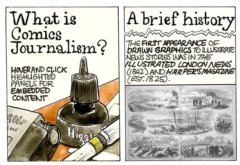 a brief history of comics