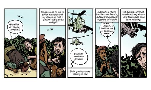 Esquire Classics Comics Adaptation