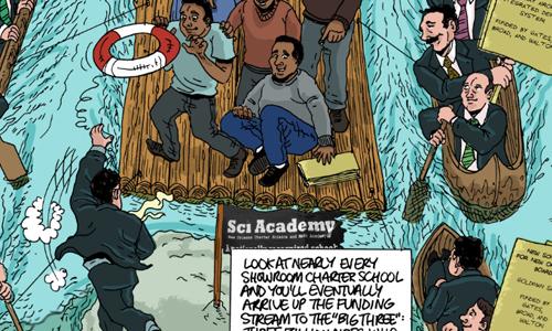 The Disaster Capitalism Curriculum