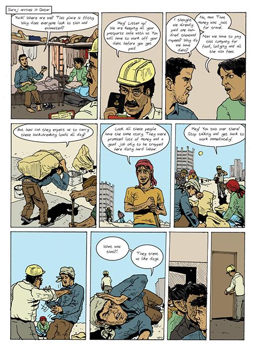 Human Trafficking Awareness Campaign in Nepal